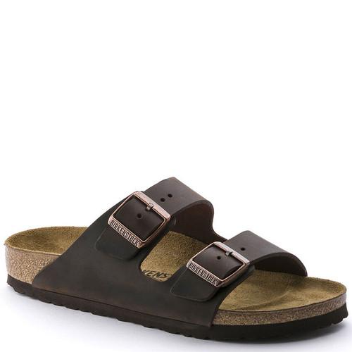 Birkenstock 0052531 Men's ARIZONA Habana Oiled Sandals