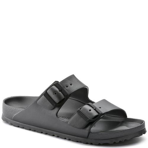 Birkenstock Men's 1001497 ARIZONA ESSENTIALS EVA Anthracite Sandals