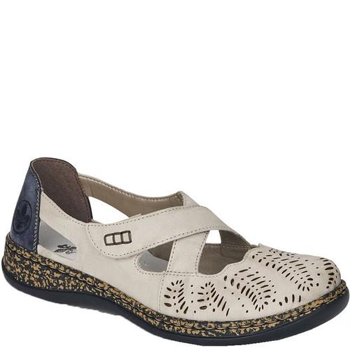 Rieker 46375-60 Daisy Closed Toe Sandals