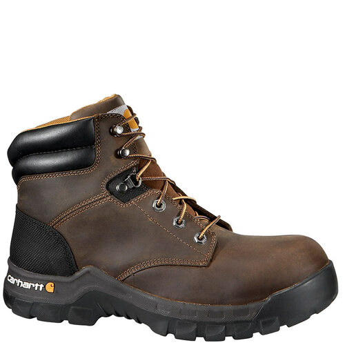 "Carhartt CMF6066 RUGGED FLEX 6"" Soft Toe Work Boots"