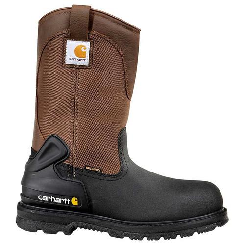 "Carhartt CMP1259 11"" INSULATED STEEL TOE WELLINGTON Boots"