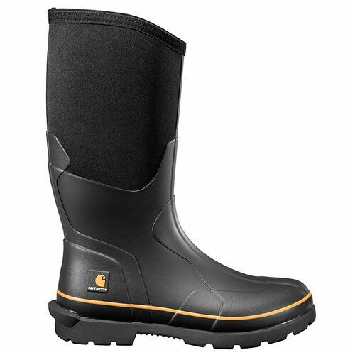 "Carhartt CMV1451 MUDRUNNER 15"" CARBON NANO TOE Rubber Boots"