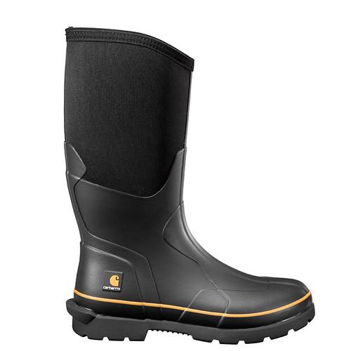 """Carhartt CMV1151 MUDRUNNER 15"""" SOFT TOE Rubber Boots"""