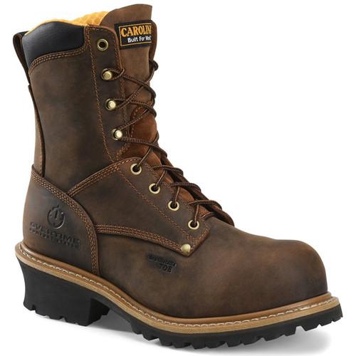 Carolina CA9853 POPLAR Composite Toe Non-Insulated Logger Boots