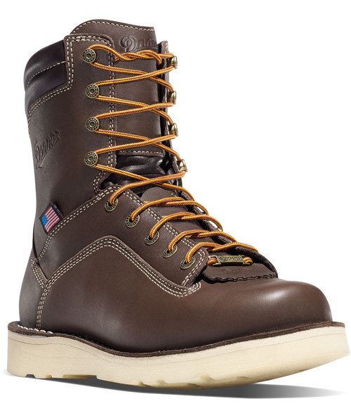 Danner 17329 USA QUARRY GORE-TEX Alloy Toe 400g Insulated Work Boots