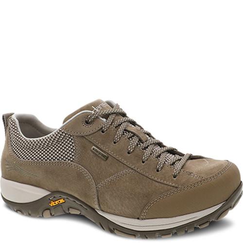Dansko PAISLEY WALNUT Suede Sneakers