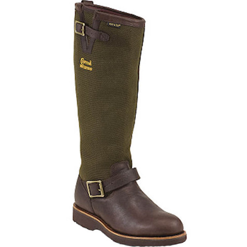 """Chippewa 25110 BROME 17"""" Soft Toe Non-Insulated Snake Boots"""