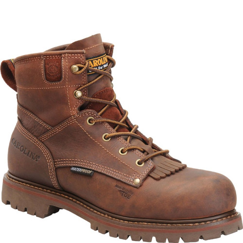 "Carolina CA7028 6"" Waterproof Workboot"