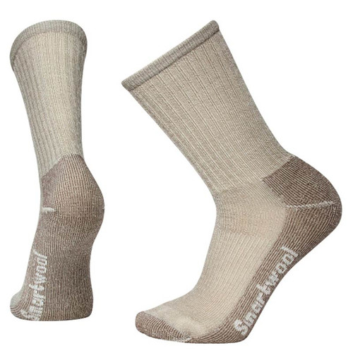 Smartwool Men's Light Crew Hiking Sock Taupe
