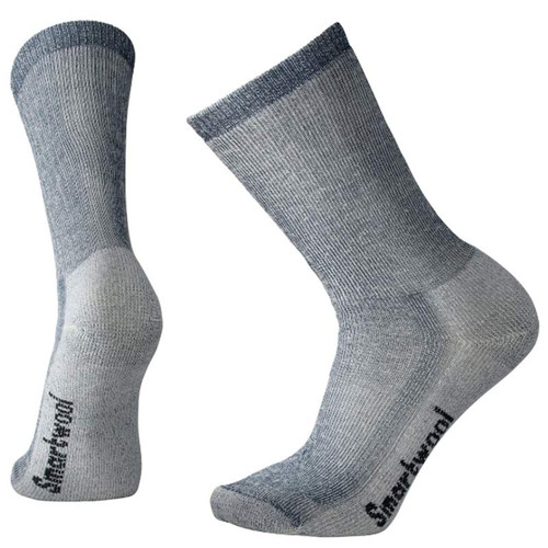 Smartwool USA Men's Medium Cushion Navy Hiking Crew Socks