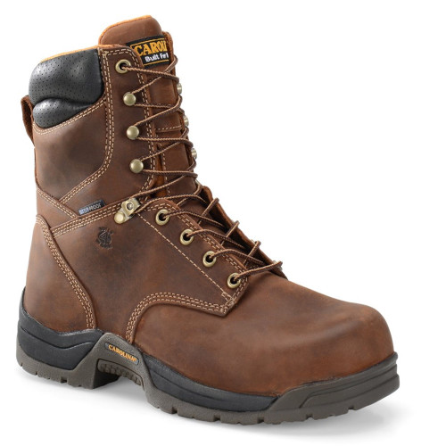 Carolina CA8020 BRUNO HI BROAD TOE Soft Toe Non-insulated Work Boots