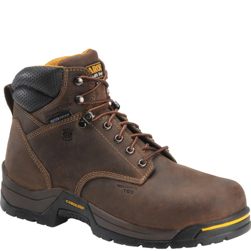 Carolina CA5021 Bruno Lo Soft Toe Insulated Work Boots