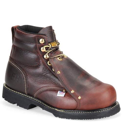 Carolina 508 USA INT LO Steel Toe External Met Guard Work Boots