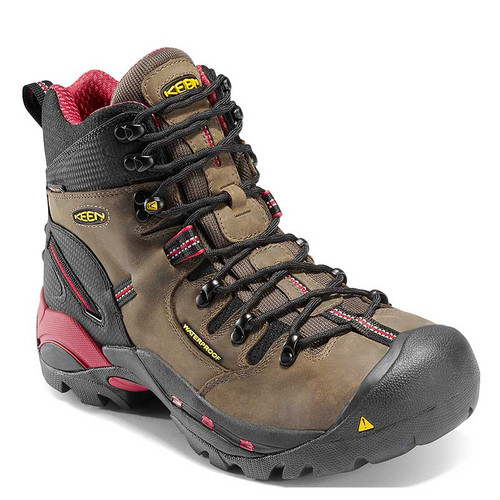 Keen Utility 1007024 PITTSBURGH Steel Toe Non-Insulated Work Boots