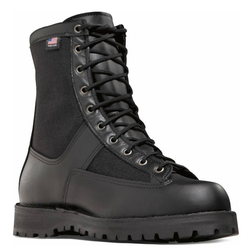 Danner 69210 Men's USA MADE BERRY COMPLIANT ACADIA Police Duty Boots GTX GORE-TEX Polishable Soft Toe 200g Insulated