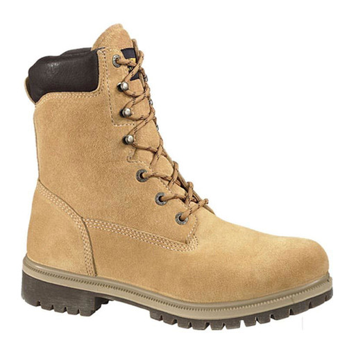 "Wolverine W01195 GOLD 8"" Soft Toe 200g Insulated Waterproof Work Boots"