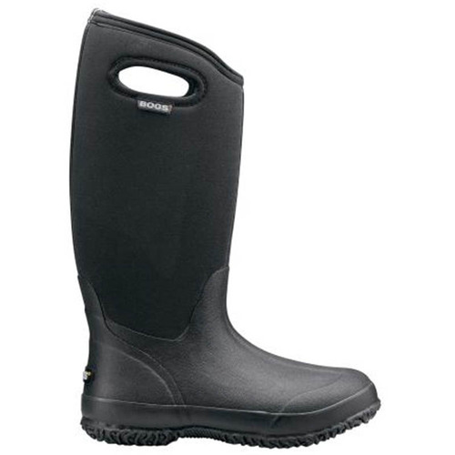 BOGS 60153 Women's CLASSIC HIGH Insulated Black Boots