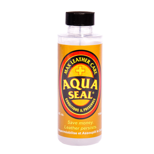 AquaSeal Leather Boot Liquid Waterproofing & Conditioner