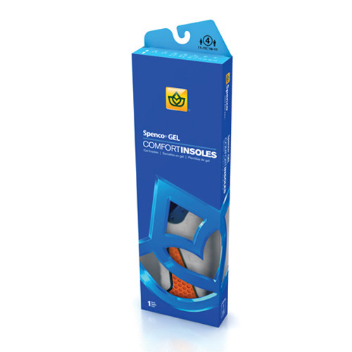 Spenco #39818 Gel Comfort Insoles