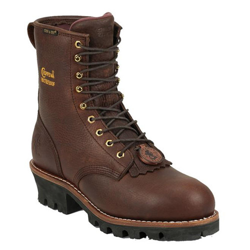 Chippewa 73060 PALADIN BRIAR OILED Steel Toe 400g Insulated Logger Boots