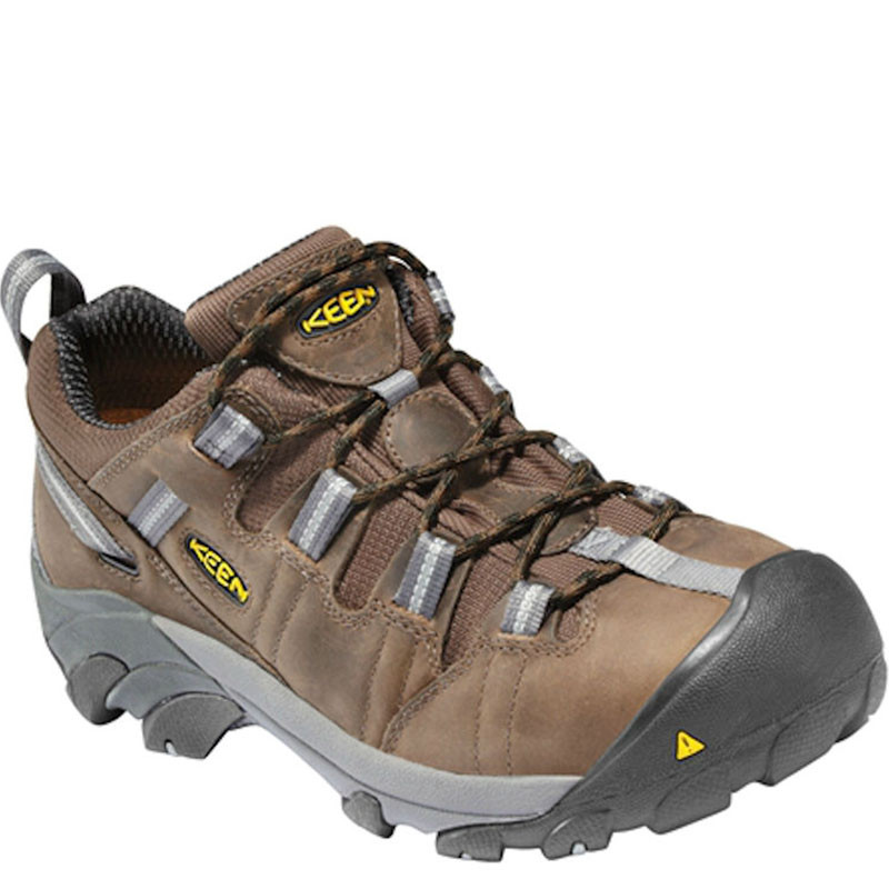 938e174ab5 Keen Utility 1007012 DETROIT Steel Toe ESD Non-Insulated Work Shoes ...