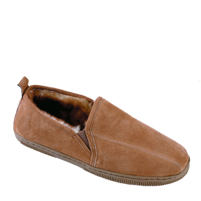 e87484a86e9c4 Lamo P104M Men s ROMEO Chestnut Slippers - Family Footwear Center