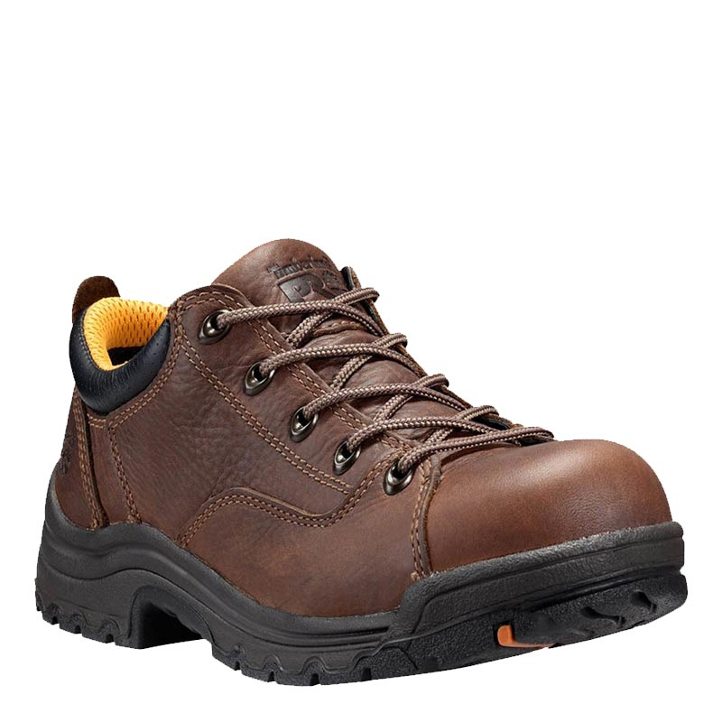 Timberland PRO 63189214 Women s TITAN Safety Toe Oxford Work Shoes ... c376ca0c3