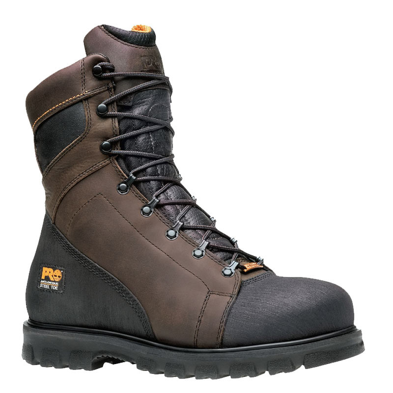 b3d9c880868 Timberland PRO 95553-214 RIGMASTER Steel Toe Non-Insulated Work Boots