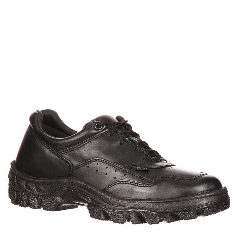 a5f55ab5a5a0 Rocky 5001 USA MADE Men s TMC Postal Approved Polishable Duty Shoes ...