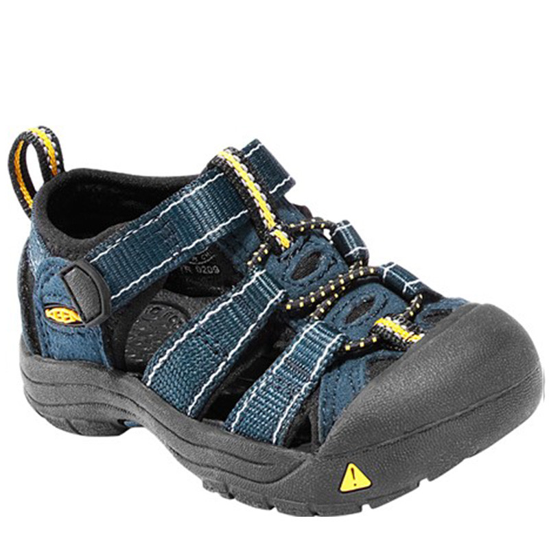 92abe79cd1ae Keen Toddler Newport H2 Water Sandals Navy - Family Footwear Center