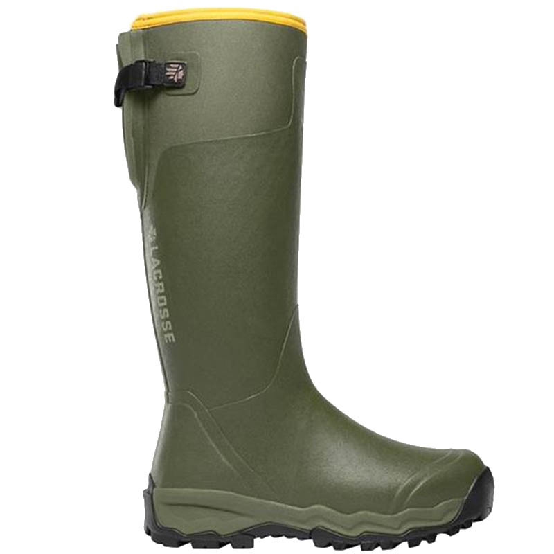 60f0c137c8c LaCrosse 376011 ALPHABURLY PRO FOREST GREEN 800g Hunting Boots