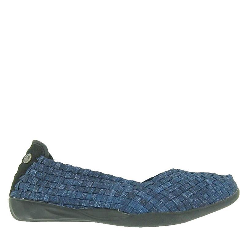 669e7f779be1 Bernie Mev Catwalk Flats Light Jeans - Family Footwear Center