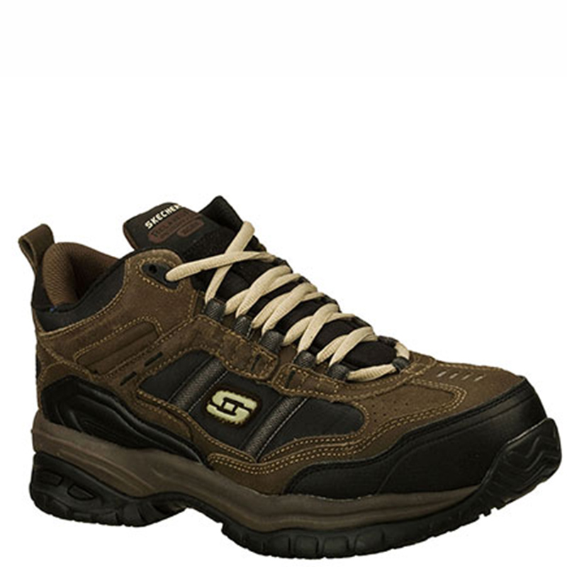 1effe5223b7cc Skechers 77027 Soft Stride CANOPY Composite Toe Work Shoes