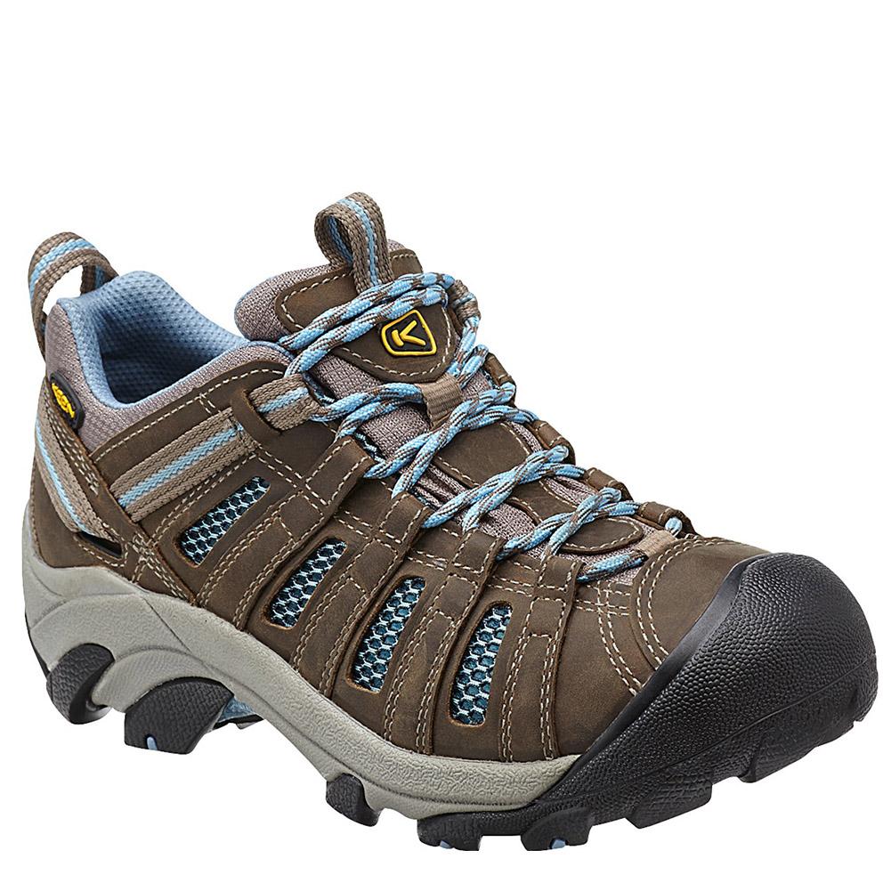 ceb7d7f527d7 Keen Voyageur Women s Hiking Shoes Brindle Alaskan Blue - Family ...