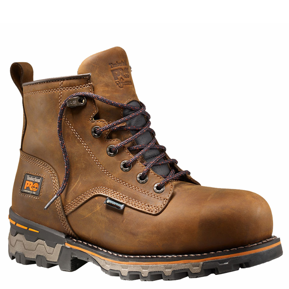 2d7c22b30707 Timberland PRO A127G214 Boondock Composite Toe Work Boots - Family ...