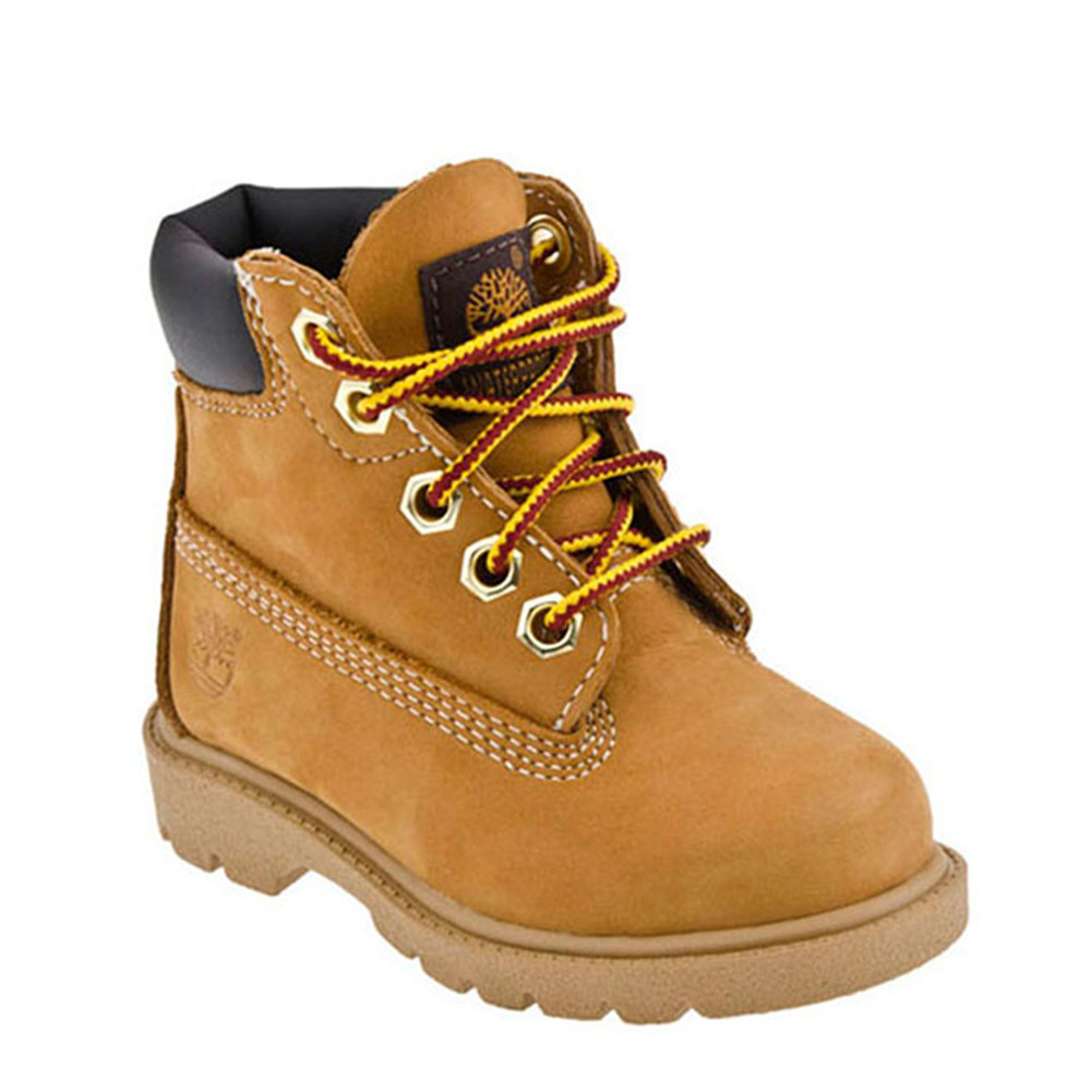 newest fd2bd 394cf Timberland 10860 TIMS BOOTS KID S Classic Gold - Family Footwear Center