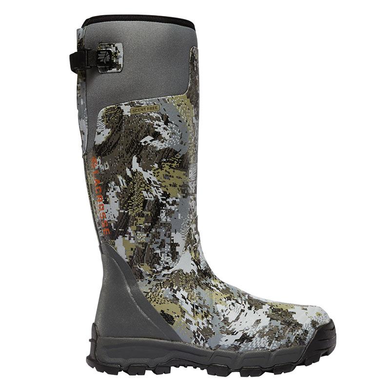 2183c9ced2e LaCrosse 376035 ALPHABURLY PRO OPTIFADE ELEVATED 2 800g Hunting Boots