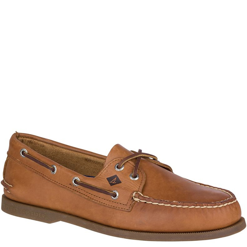 67cac7d16f Sperry 0197640 Men s Authentic Original Boat Shoes Sahara Leather ...