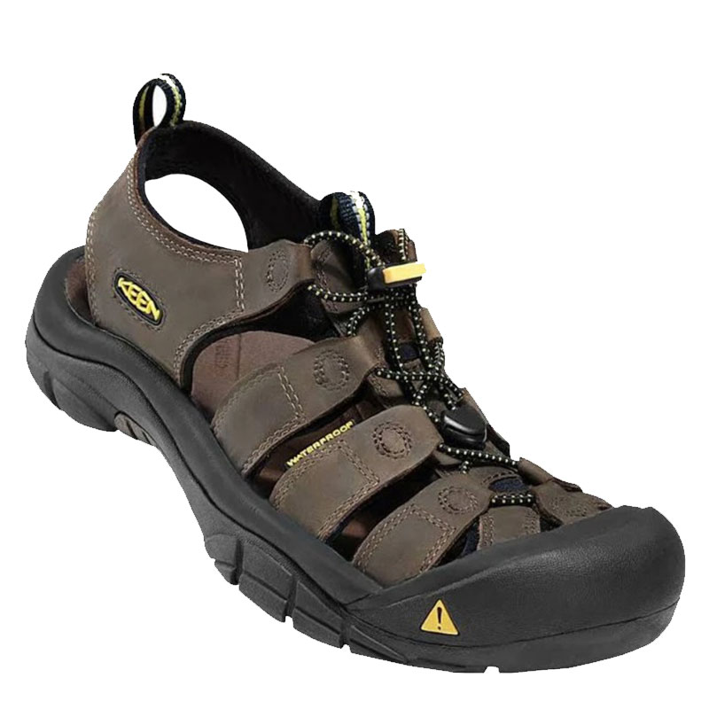 Keen Newport Waterproof Leather Sandals - Family Footwear Center