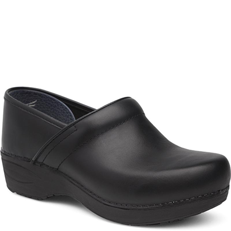 573604ba17ea Dansko XP 2.0 BLACK PULL-UP Clogs - Family Footwear Center
