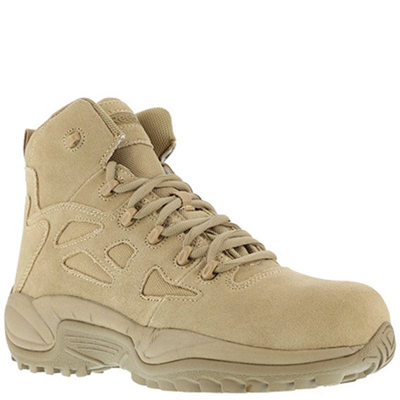 0a5522706744 Reebok RB8694 RAPID RESPONSE RB Extra Wide Composite Toe Stealth Boots