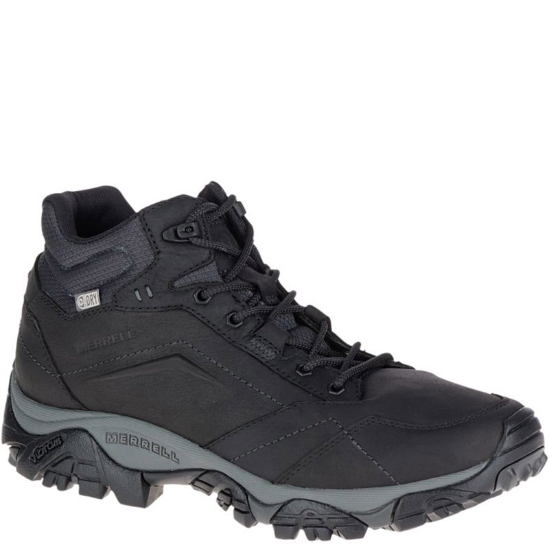 dd980e3040 Merrell J91815 MOAB ADVENTURE Waterproof Hikers Black