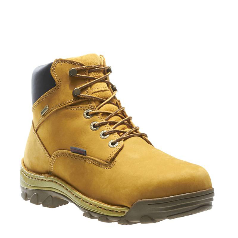 165250e1104 Wolverine W04780 DUBLIN Soft Toe Insulated Opanka Work Boots