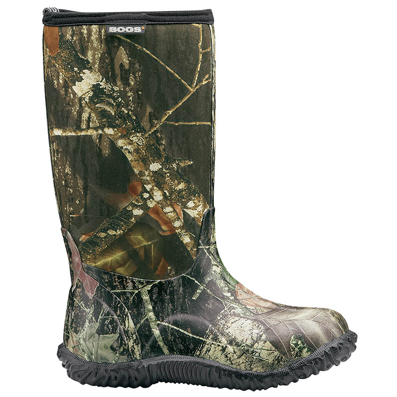 79a4a377754b BOGS 61672 Kid s CLASSIC MOSSY OAK Insulated Camo Boots - Family ...