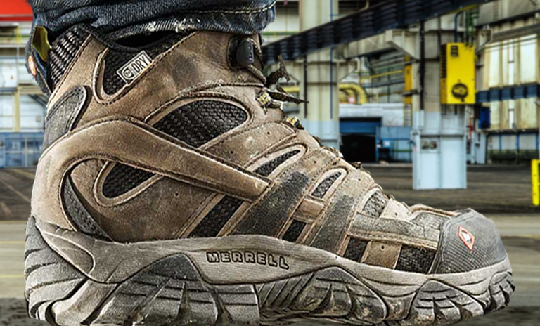56d9323ac7 Merrell Hikers Step Confidently Into the Workplace - Family Footwear ...