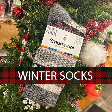 Shop the Best Winter Socks for the Season