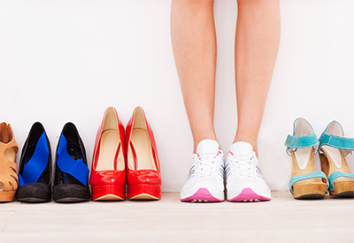 Top 8 Shoe Fitting Tips for Healthy Happy Feet