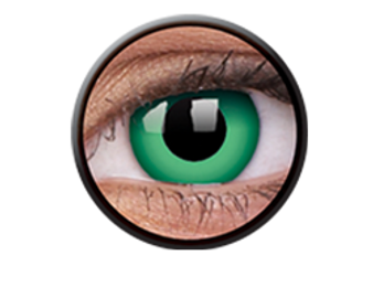 ColourVue Crazy Lenses Emerald Green