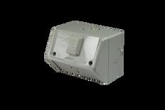 Weatherproof Single GPO IP53 250V 15 Amp