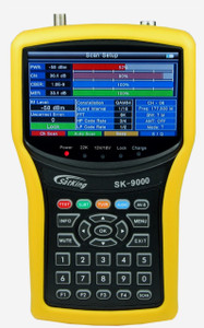 SatKing SK-9000 High Definition Combination Meter